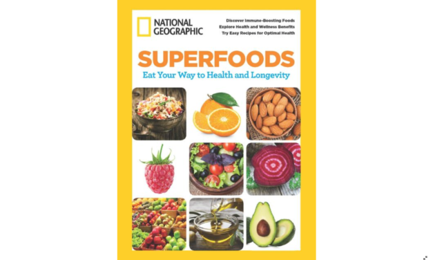 National Geographic Superfoods Issue