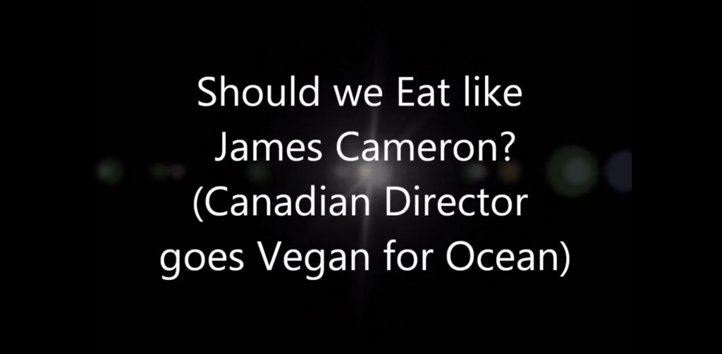 Should we all eat Vegan like James Cameron?