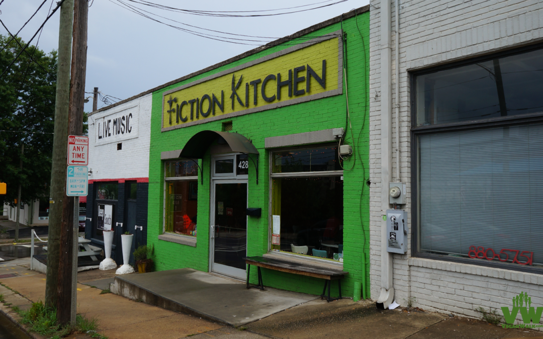 Fiction Kitchen Vegan Restaurant Raleigh, NC
