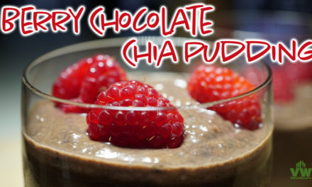 Berry Chocolate Chia Pudding from The How Not to Die Cookbook