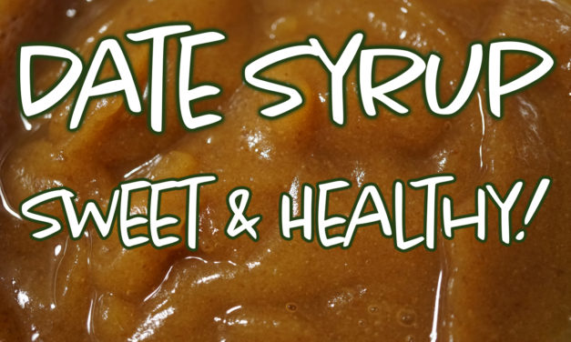 Date Syrup is Sweet and Healthy! from The How Not to Die Cookbook